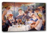 Renoir, Pierre Auguste: The Luncheon of the Boating Party. Fine Art Canvas. Sizes: A3/A2/A1 (00181)